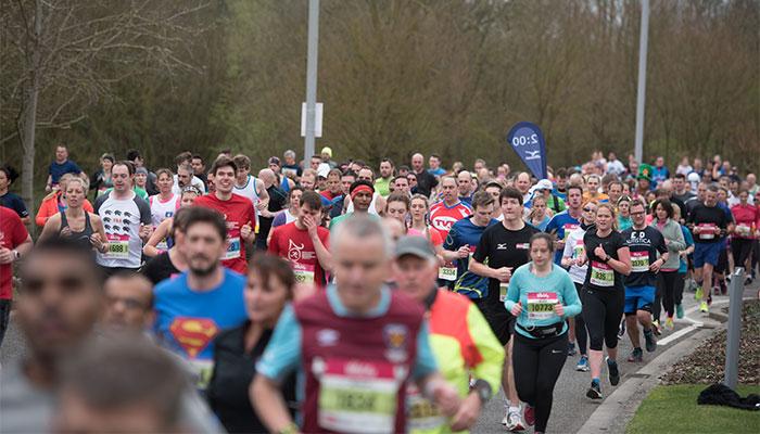 Reading Half Marathon 2017